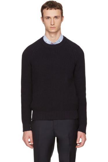 Tiger of Sweden - Navy Vennes Sweater