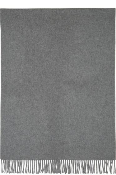 Acne Studios - Grey Canada Wide Scarf