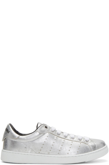 Dsquared2 - Silver Santa Monica Sneakers