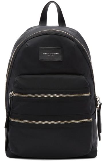 Marc Jacobs - Black Biker Backpack