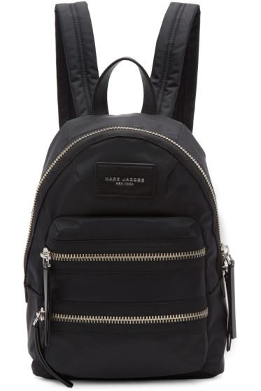Marc Jacobs - Black Mini Biker Backpack