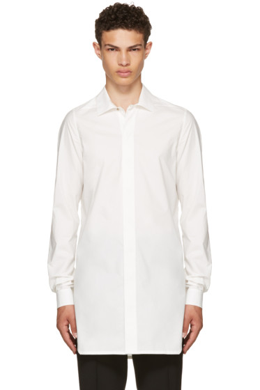 Rick Owens - Off-White Office Shirt