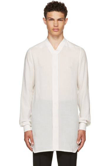 Rick Owens - Off-White Faun Shirt