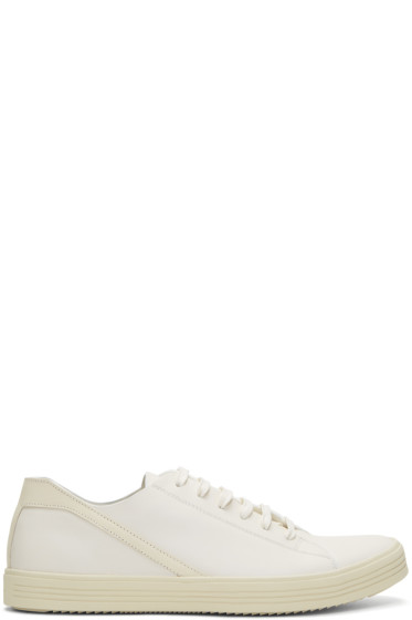 Rick Owens - Off-White Geothrasher Low Sneakers
