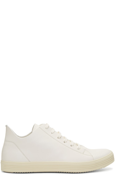 Rick Owens - Off-White Mastodon Low Sneakers