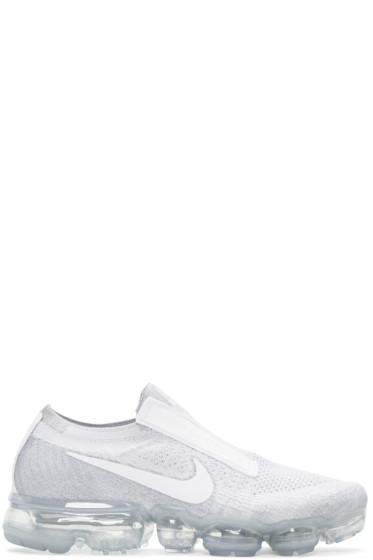 Comme des Garçons - ホワイト Nike Edition ベイパーマックス スニーカー