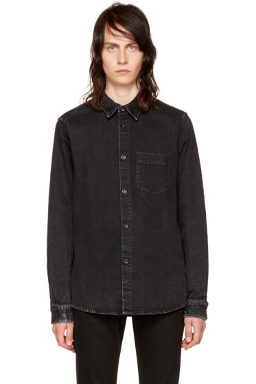 A.P.C. - Black Victor Overshirt