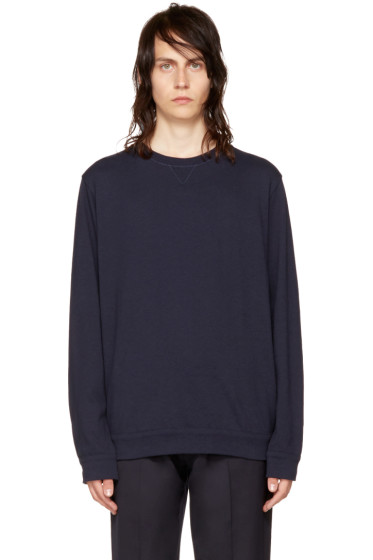 A.P.C. - Navy Hike Sweatshirt