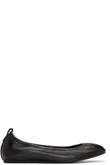 Lanvin - Black Ballerina Flats