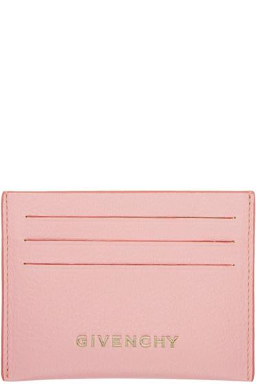 Givenchy - Pink Pandora Card Holder