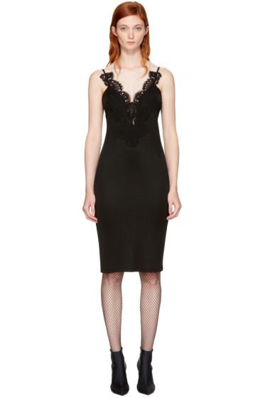 Givenchy - Black Lace Cami Dress