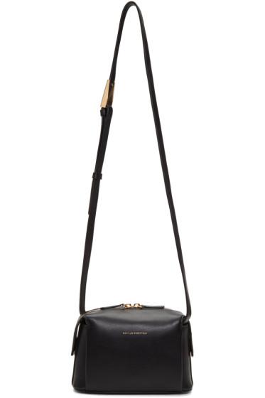 Want Les Essentiels - Black City Crossbody Bag