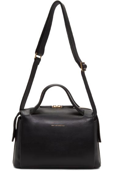 Want Les Essentiels - Black Maxi City Crossbody Bag