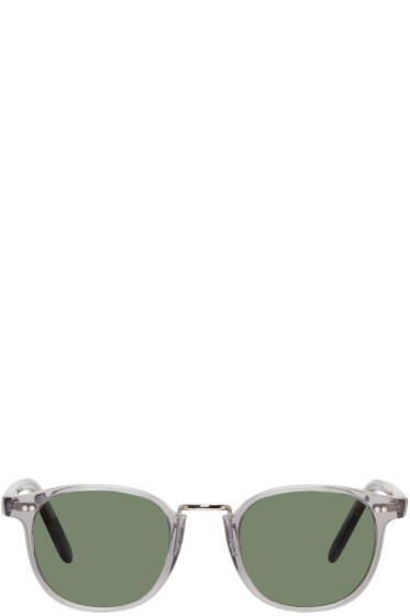 Cutler And Gross - Grey 1007 Sunglasses