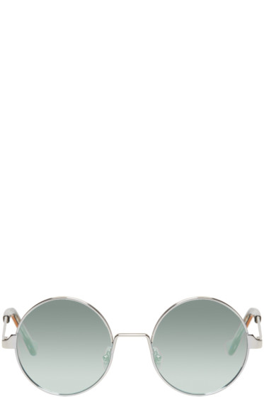 Cutler And Gross - Silver 1137/2 Sunglasses