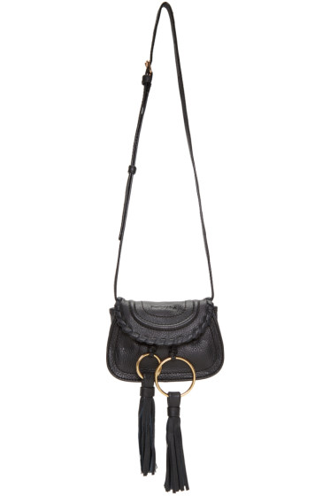 See by Chloé - Black Mini Polly Bag