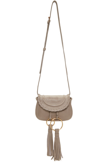 See by Chloé - Grey Mini Polly Bag