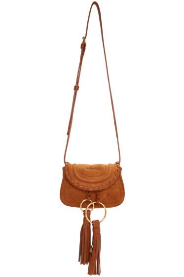 See by Chloé - Tan Mini Polly Bag