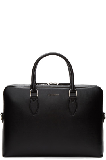 Burberry - Black 'The Barrow' Briefcase