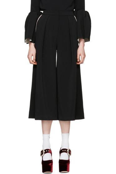 Roksanda - Black Deven Culottes
