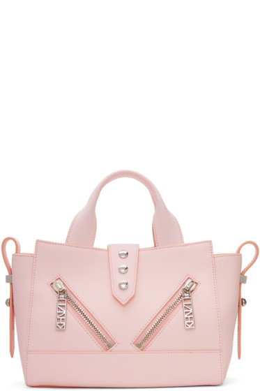Kenzo - Pink Mini Kalifornia Bag