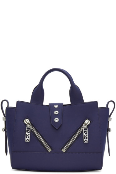 Kenzo - Navy Mini Kalifornia Bag