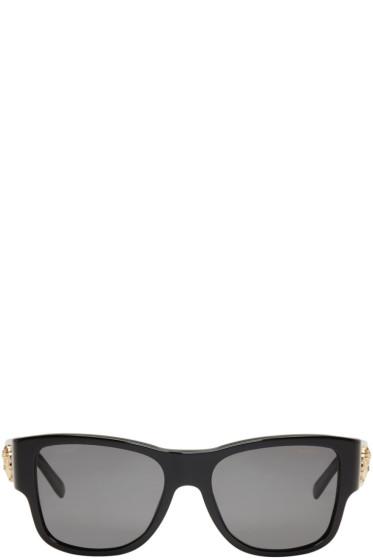 Versace - Black Medusa Sunglasses