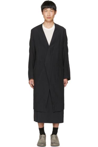 Julius - Grey Classic Edge Coat
