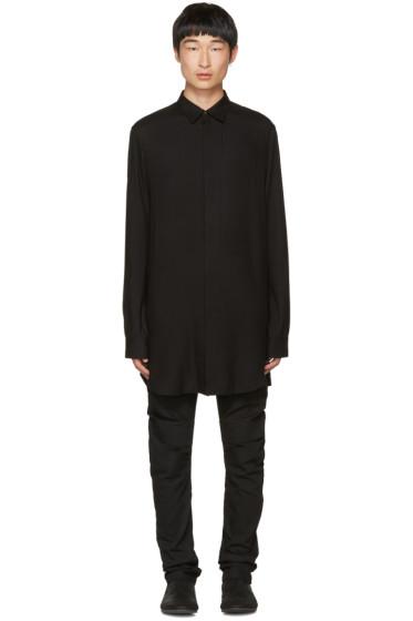 Julius - Black Classic Shirt