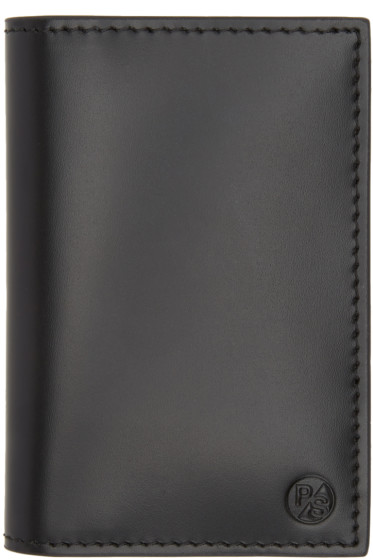 PS by Paul Smith - Black Color Band Interior Card Holder