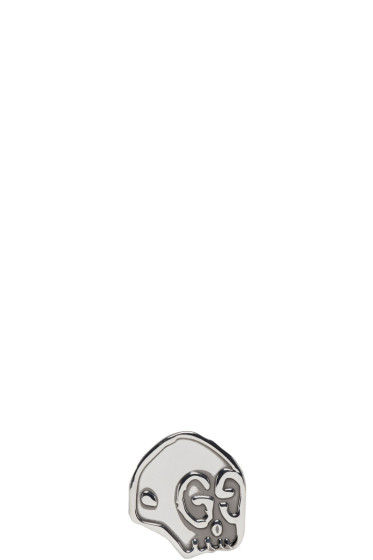 Gucci - Silver GucciGhost Ring
