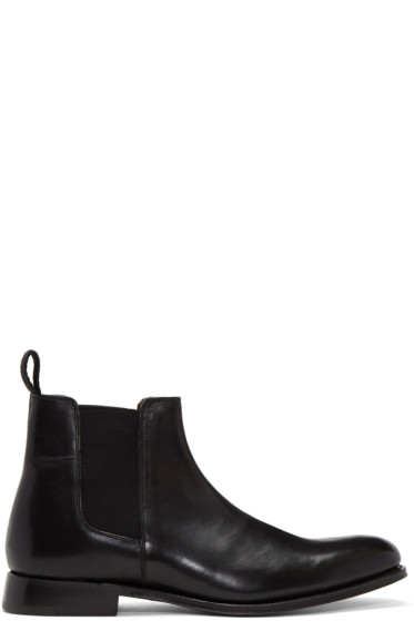 Grenson - Black Declan Boots