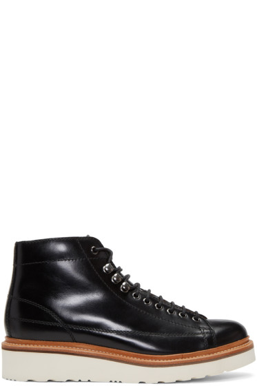 Grenson - Black Andy Boots