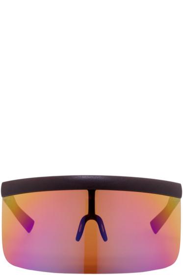 Mykita - Brown Bernhard Willhelm Edition Daisuke Sunglasses