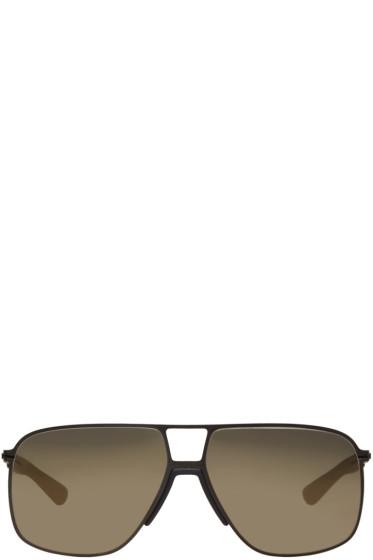 Mykita - Black Oak Sunglasses