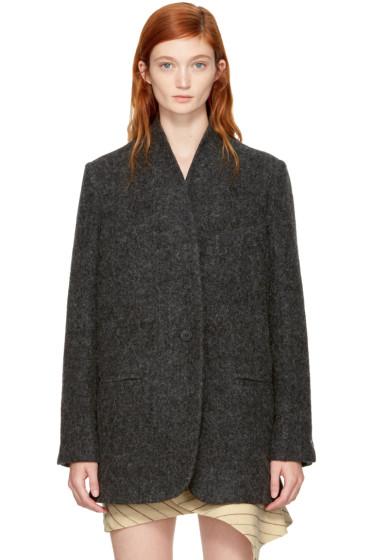 Isabel Marant - Grey Elis Coat