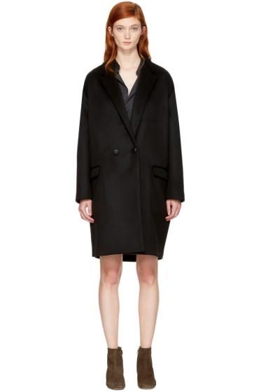 Isabel Marant - Black Filipo Coat