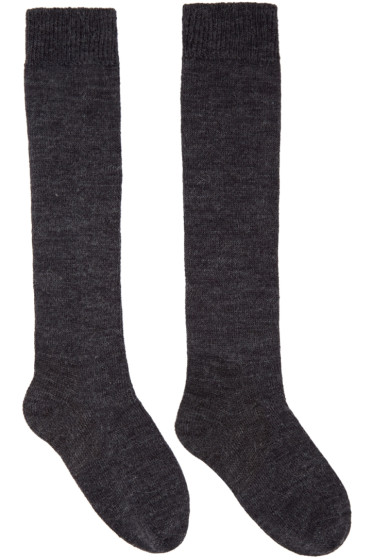 Isabel Marant - Grey Adelia Socks