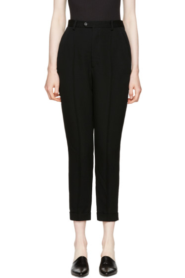 Isabel Marant - Black Jo Tuxedo Trousers
