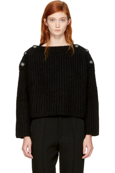 Isabel Marant - Black Free Sweater