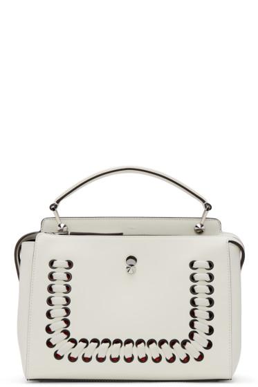 Fendi - White Dotcom Click Bag
