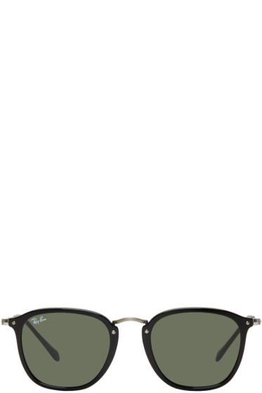 Ray-Ban - Black RB2448N Sunglasses