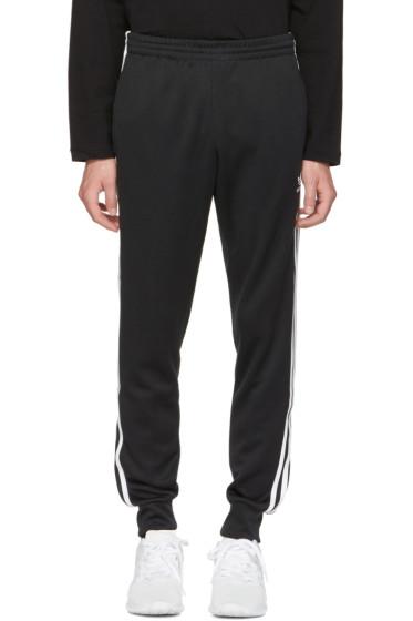 adidas Originals - Black Superstar Track Pants