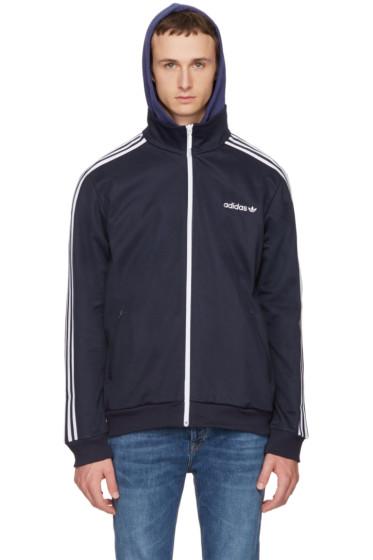 adidas Originals - Navy Beckenbauer Track Jacket
