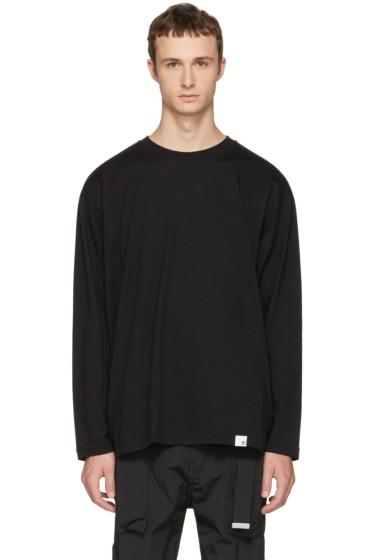 adidas Originals - Black XBYO Edition Long Sleeve T-Shirt