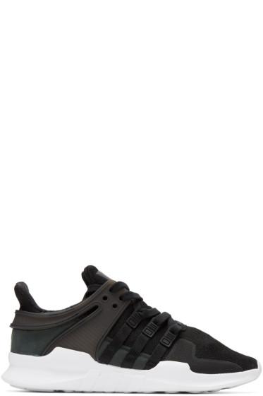 adidas Originals - Black EQT Support ADV Sneakers