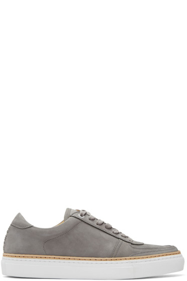 No.288 - Grey Grand Sneakers