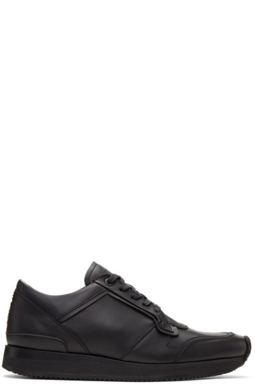 No.288 - Black Bleeker Sneakers