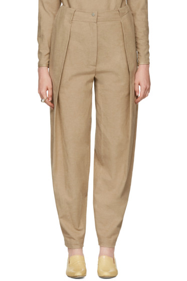 Nehera - Tan Poppy Trousers