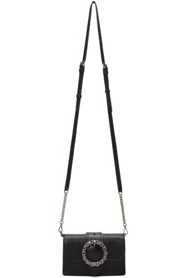 Miu Miu - Black Mini Flap Bag